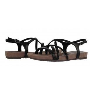 Дамски равни анатомични сандали с мемори пяна Tamaris