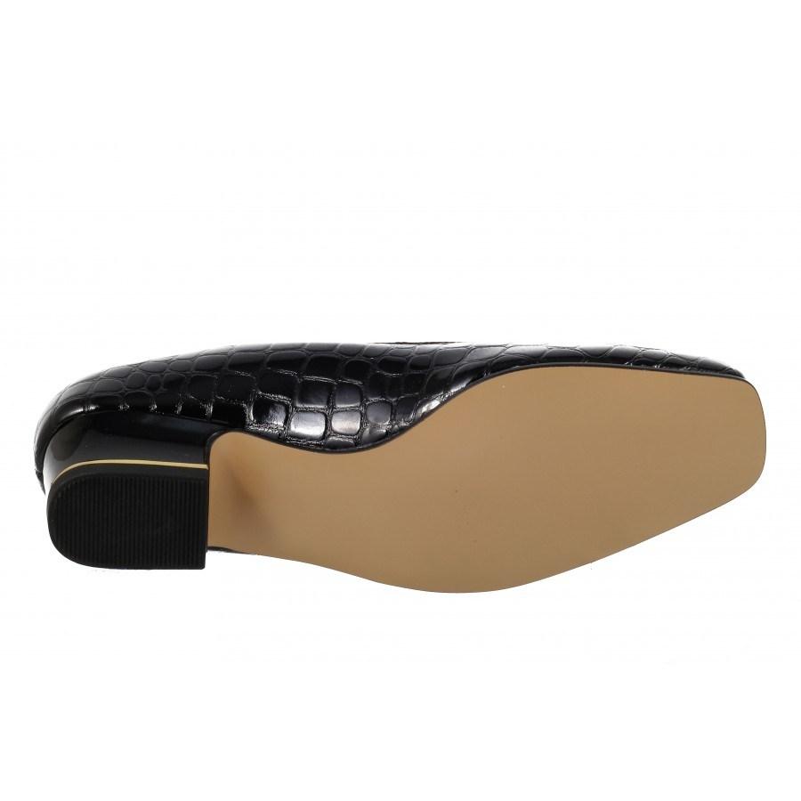 54ab144ea6f ✓ Дамски обувки Ara черен лак 4185906 — Компас
