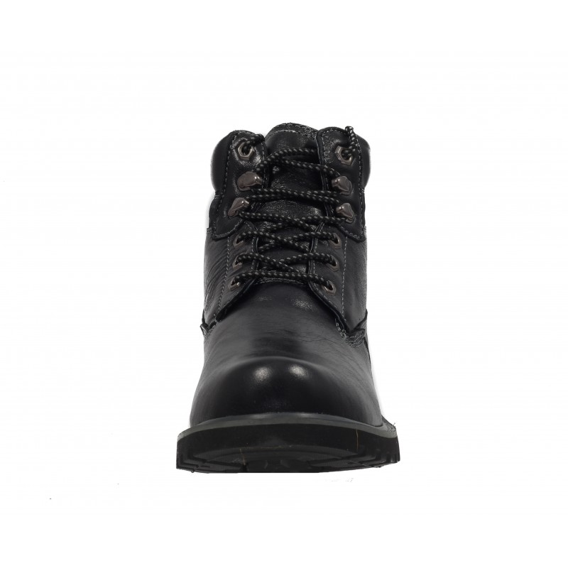 Мъжки спортни боти Mania Черни. Магазин Компас - Немски Обувки