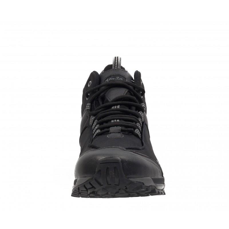 Мъжки спортни боти Mania Softshell Черни. Магазин Компас - Немски Обувки