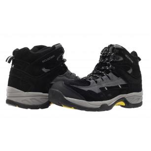 Мъжки спортни боти Bulldozer Черни. Магазин Компас - Немски обувки