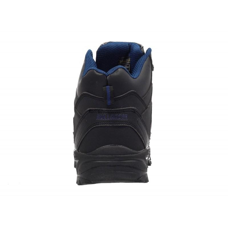 Мъжки спортни боти с връзки Mania Черни. Магазин Компас - Немски Обувки