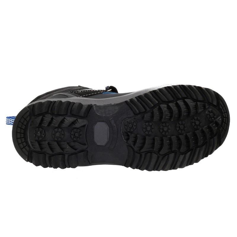 Юношески спортни боти с лепки Bulldozer Черни. Магазин Компас - Немски Обувки