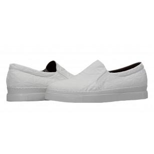 Дамски спортни обувки без връзки XCESS бели. Магазин kompass.bg