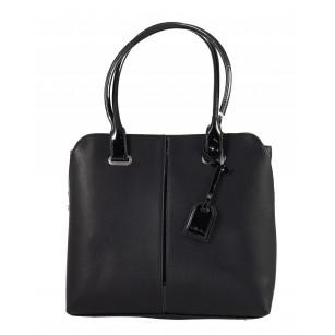 Дамска голяма чанта Clarks Magana Quest черно