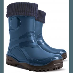 Водоустойчиви Ботуши / Апрески с Естествена Вълна DEMAR 0466 сини