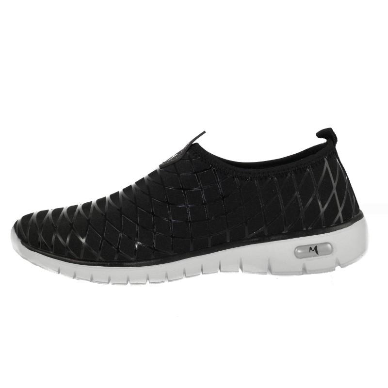 Мъжки спортни обувки Mania черни