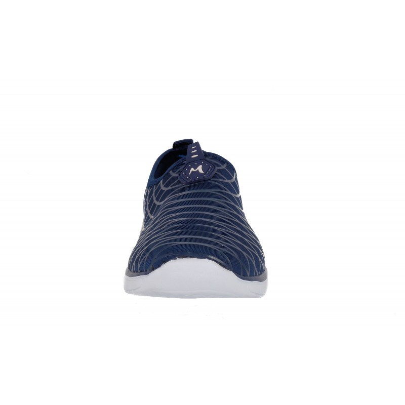 Спортни олекотени обувки  без връзки Mania сини