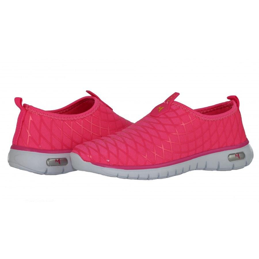 Спортни олекотени обувки без връзки Mania розови