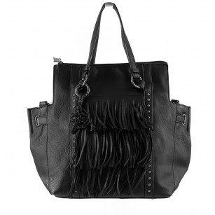 Дамска средна чанта Marina Galanti черна