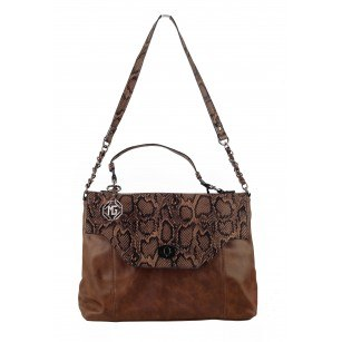 Дамска средна чанта Marina Galanti светло кафява