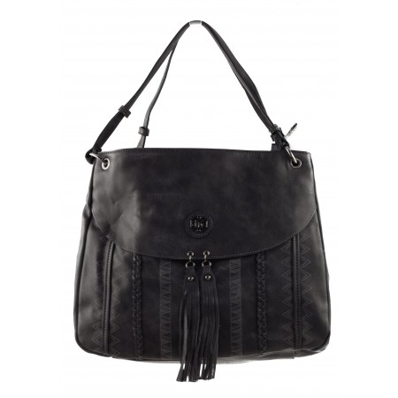 Дамска средна чанта Marina Galanti сива