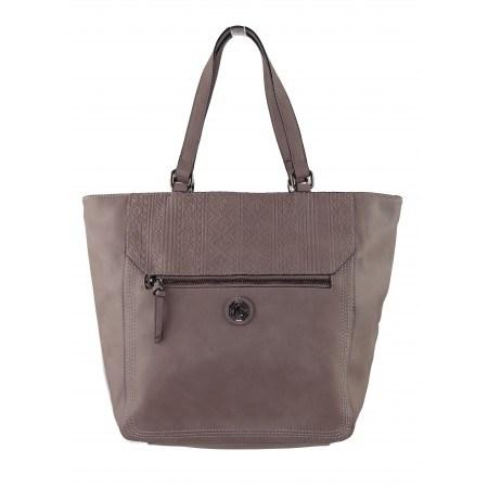 Дамска голяма чанта Marina Galanti розова