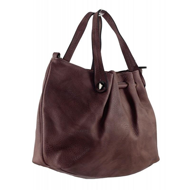 Дамска средна чанта Marina Galanti розова