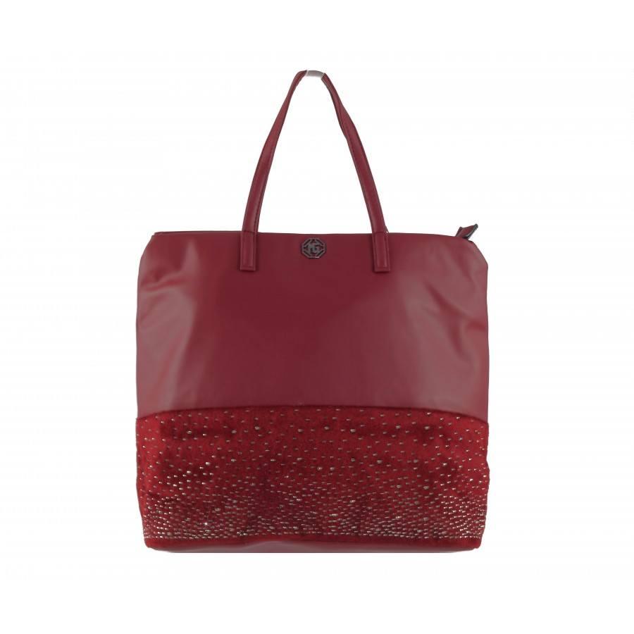 Дамска средна чанта Marina Galanti бордо