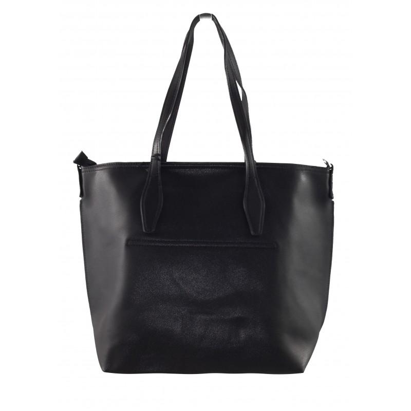 Дамска голяма чанта Marina Galanti черна