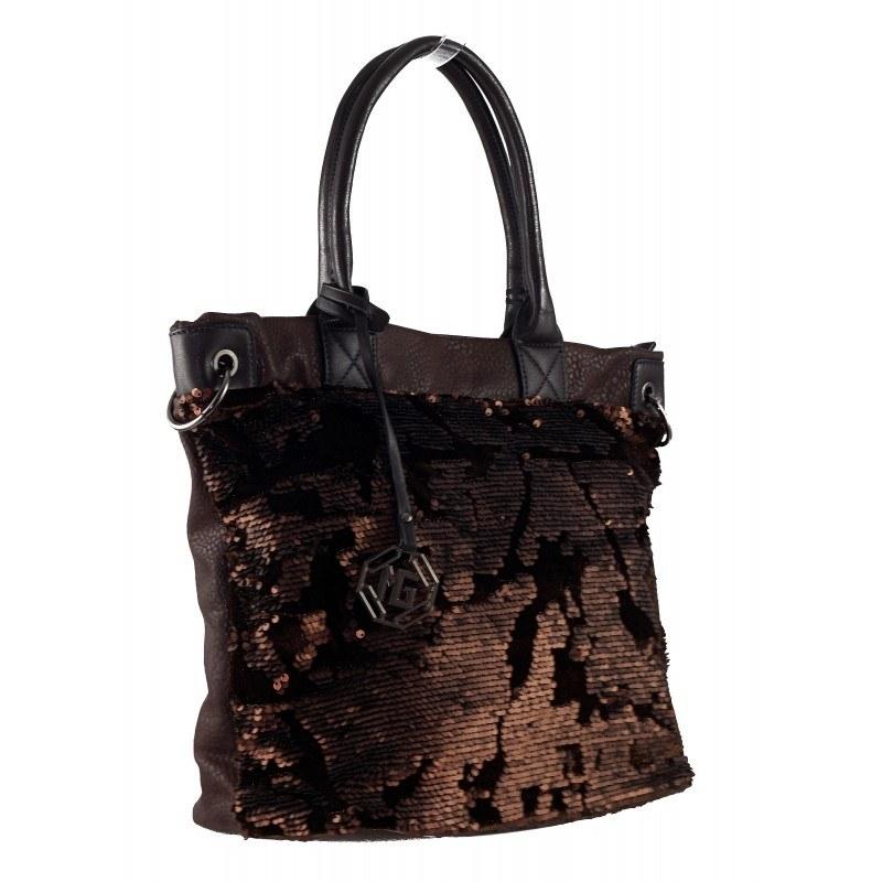 Дамска средна чанта Marina Galanti кафява