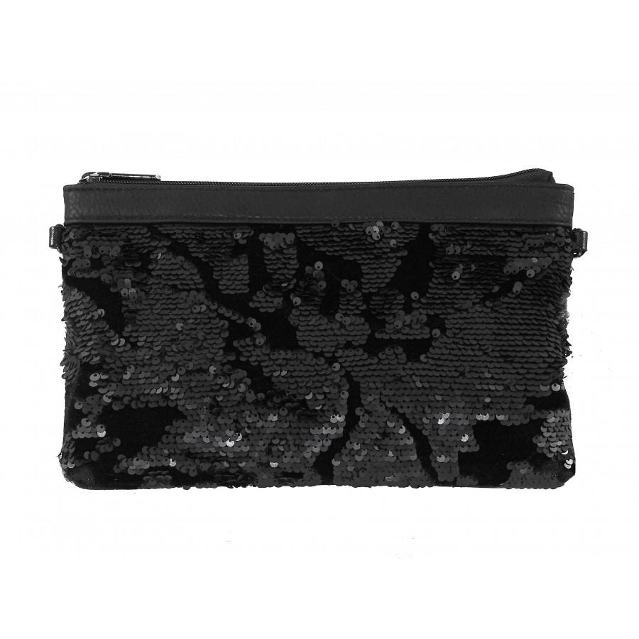 Дамска малка чанта Marina Galanti черна
