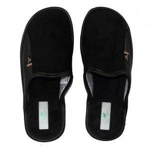 Мъжки домашни чехли Spesita черни TANNER