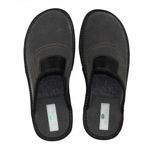 Мъжки домашни чехли Spesita сиви PAOLO