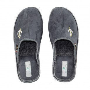 Мъжки домашни чехли Spesita сиви ANTONIO