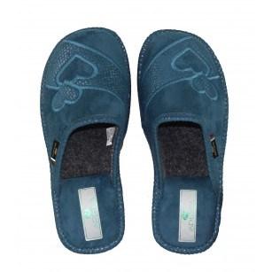 Дамски домашни чехли Spesita сини BECKY
