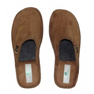 Дамски домашни чехли Spesita бежови BENINA