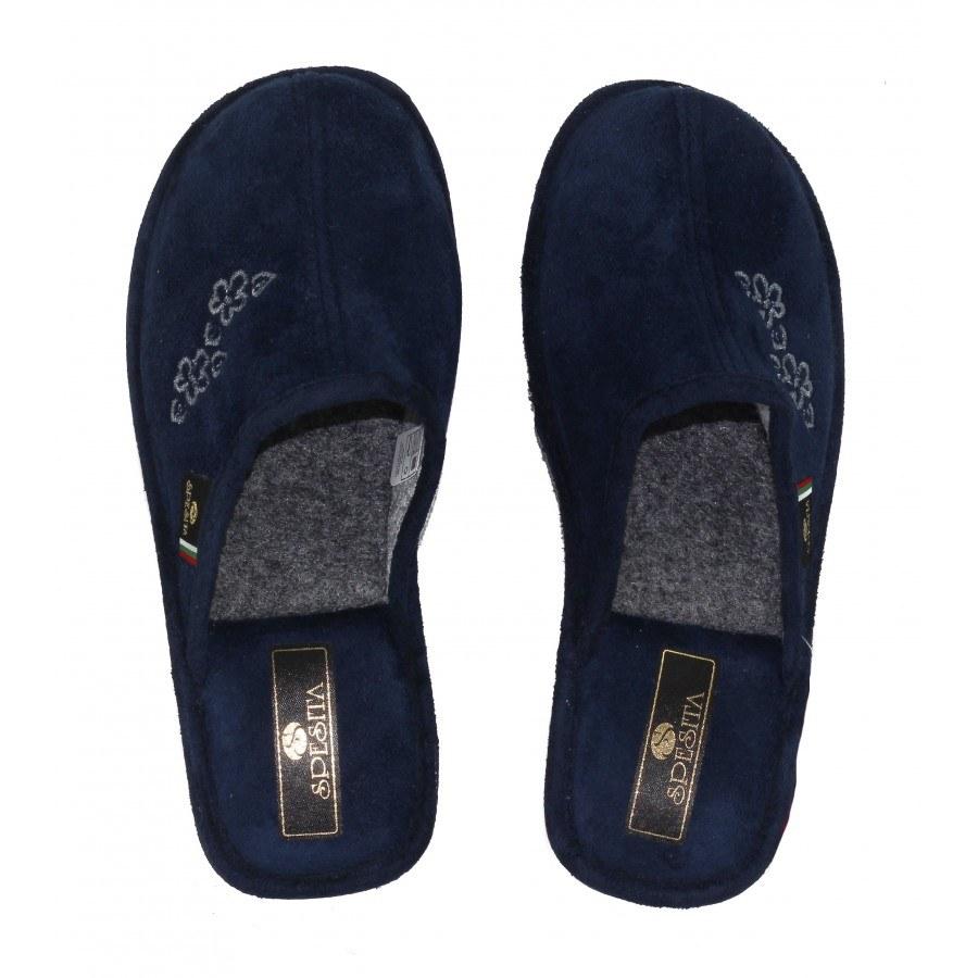 Дамски домашни чехли Spesita сини BENINA