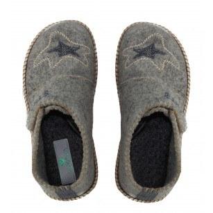 Детски домашни чехли анатомични  Spesita сиви