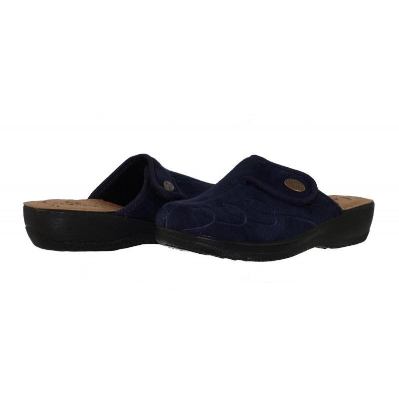 Дамски домашни чехли Spesita сини GLORIA