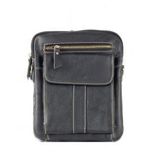 Мъжка чанта от естествена кожа Cervo