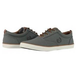Мъжки спортни обувки с връзки Bugatti® сиви
