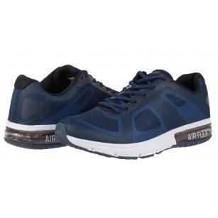 Мъжки маратонки с камера Bulldozer Airflex сини