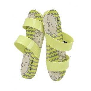 Дамски анатомични чехли Zaxy SHARE THONG AD зелени