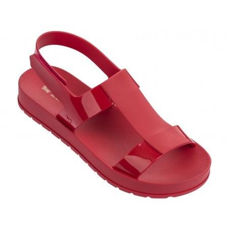 Дамски сандали на платформа Zaxy EVER SANDAL FEM червени