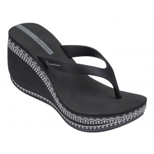 Дамски чехли на платформа Ipanema LIPSTICK THONG VI FEM черни