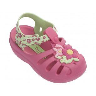 Бебешки сандали Ipanema SUMMER IV BABY розови