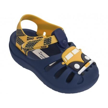 Бебешки сандали Ipanema SUMMER IV BABY сини/жълти