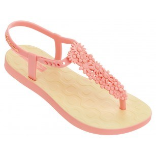 Детски сандали Ipanema FLOWERS SANDAL KIDS оранжеви