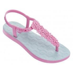 Детски сандали Ipanema FLOWERS SANDAL KIDS розови/сини