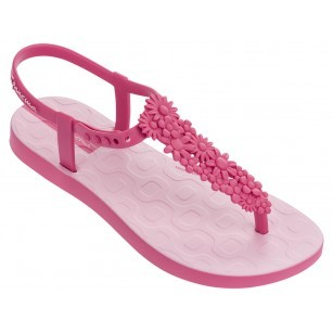 Детски сандали Ipanema FLOWERS SANDAL KIDS розови