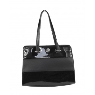 Дамска средна чанта Marina Galanti® Firenze черна