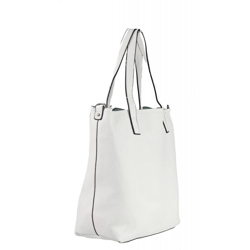 Дамска чанта Marina Galanti® Firenze бяла