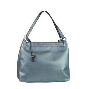 Дамска чанта Marina Galanti® Firenze светло синя