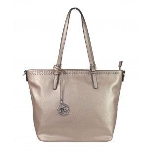 Дамска чанта Marina Galanti® Firenze бронзова