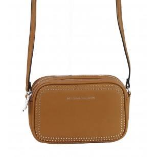 Дамска малка чанта през тяло Marina Galanti® Firenze кафява