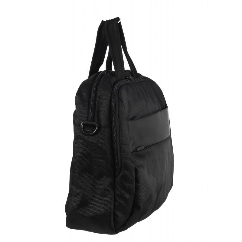 Чанта за лаптоп MG черна