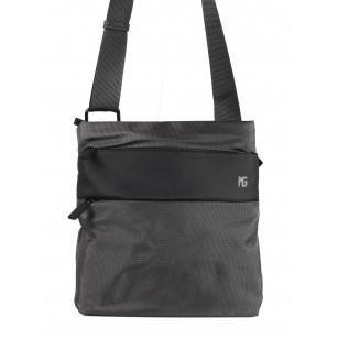 Мъжка чанта през тяло MG сива