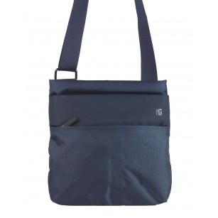 Мъжка чанта през тяло MG синя