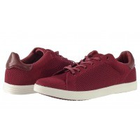Мъжки спортни обувки с връзки Otas MONTPELLIER червени